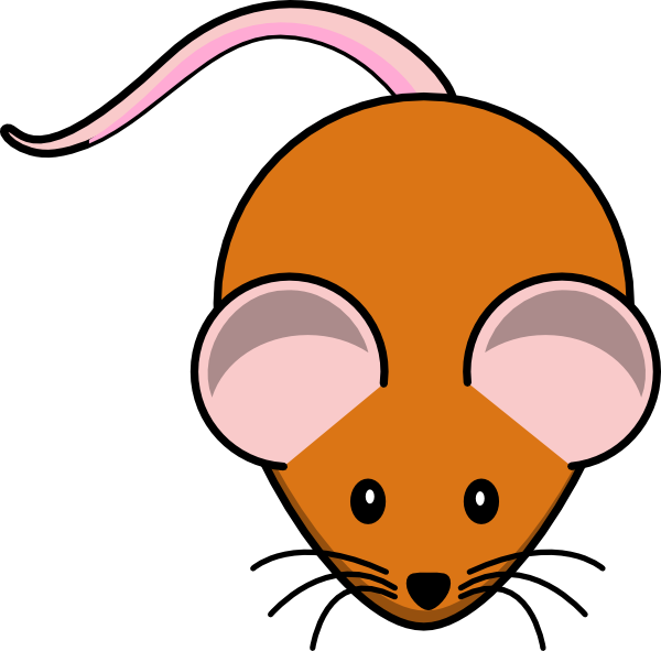 Vector laboratory art. Lab mouse drawing at