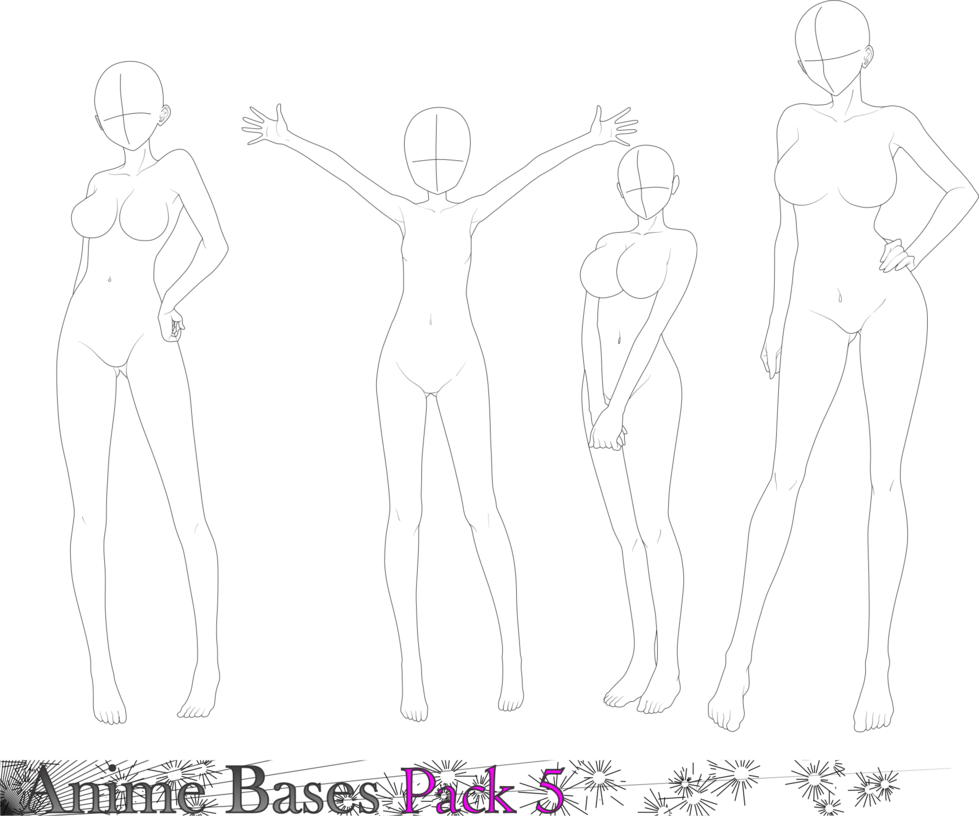 Drawing leg anime male. Bases pack by fvsj