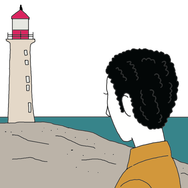 Drawing lighthouses beacon. Dream dictionary interpret now
