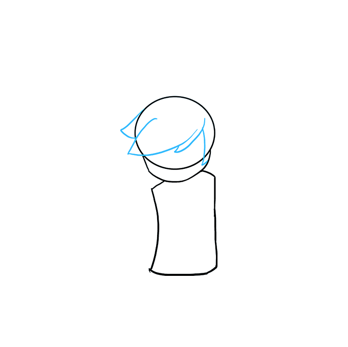 Shirts drawing step by. How to draw link