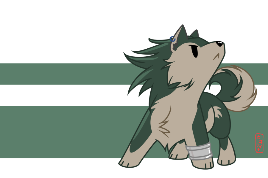 Drawing link cute. Epic chibi wolf by