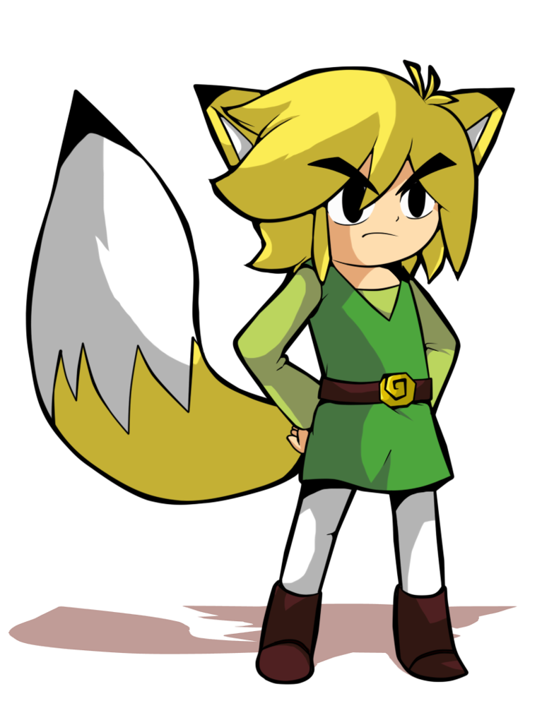 Drawing link deviantart. Fox toon by blushily