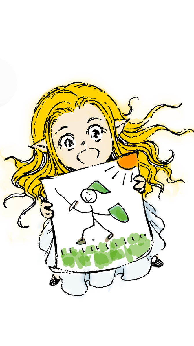 Drawing link deviantart. Chibi zelda with by