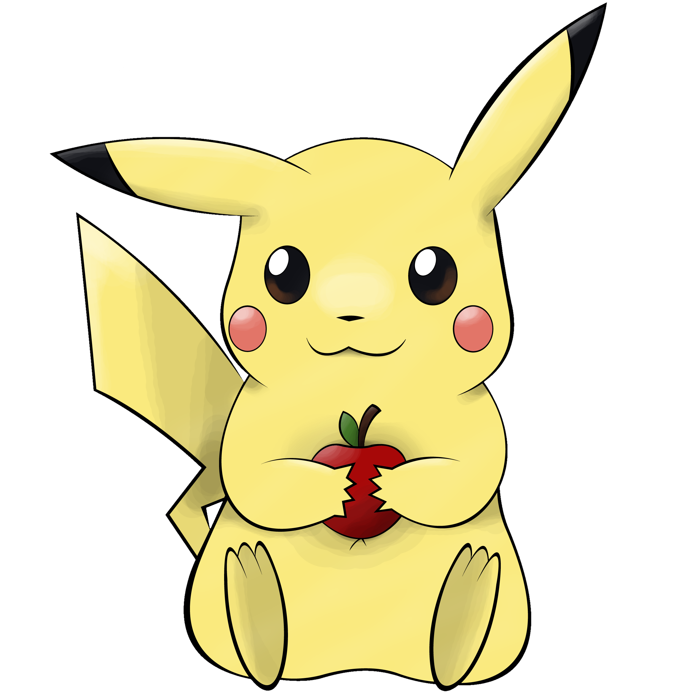 Eeveelutions Drawing Pikachu Transparent Png Clipart Free Download