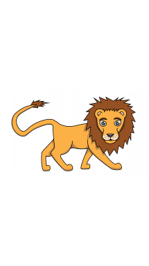 Lion at getdrawings com. Drawing lions easy banner library stock