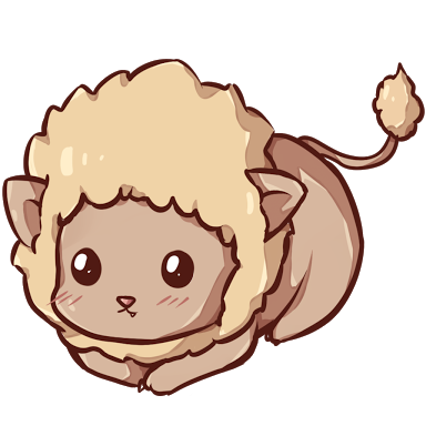 Drawing lions kawaii. Pin by chilly bhilly