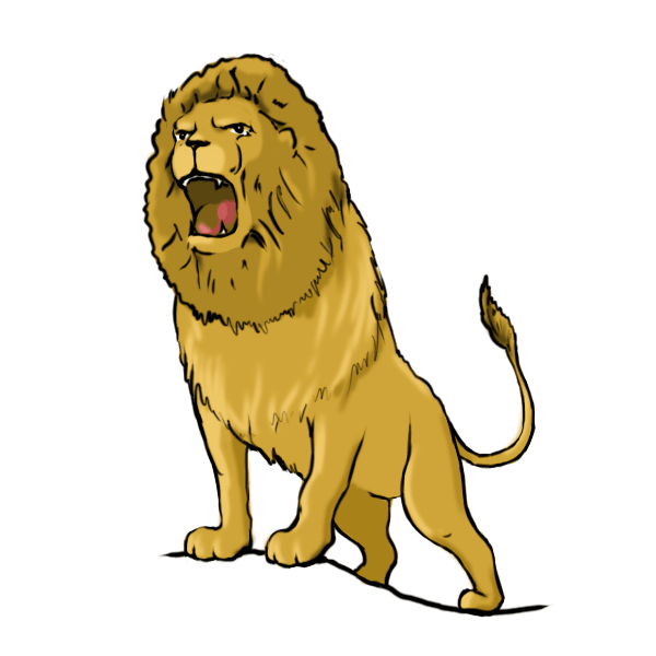 15 Tigers Drawing Lion For Free Download On Ya Webdesign