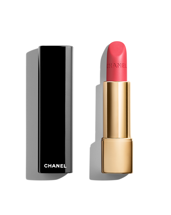 Drawing lipstick coco chanel. Beauty talks official site