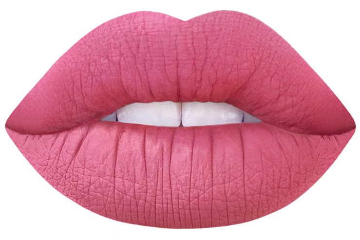 Drawing lipstick color. Lime crime velvetines cupid