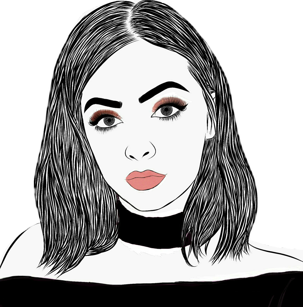 Drawing lipstick woman. Kyliejenner kylie makeup girl