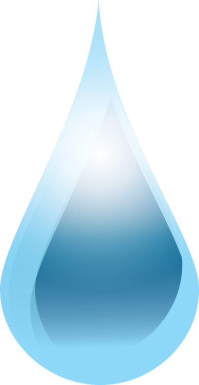 Drawing liquid. Water drop free commercial