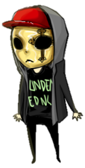 Drawing lyrics hollywood undead. Danny chibi pinterest