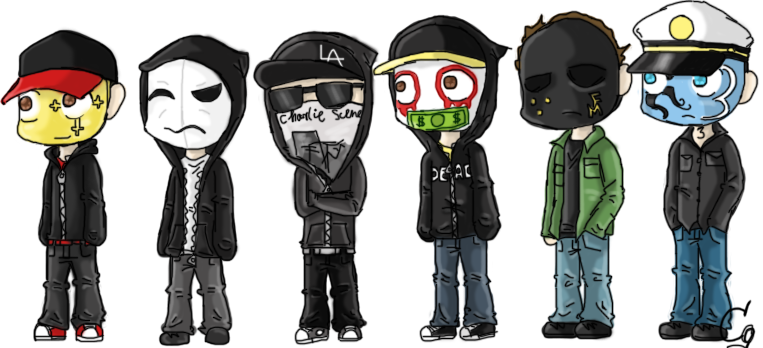 Drawing lyrics hollywood undead. By clearguitar on deviantart