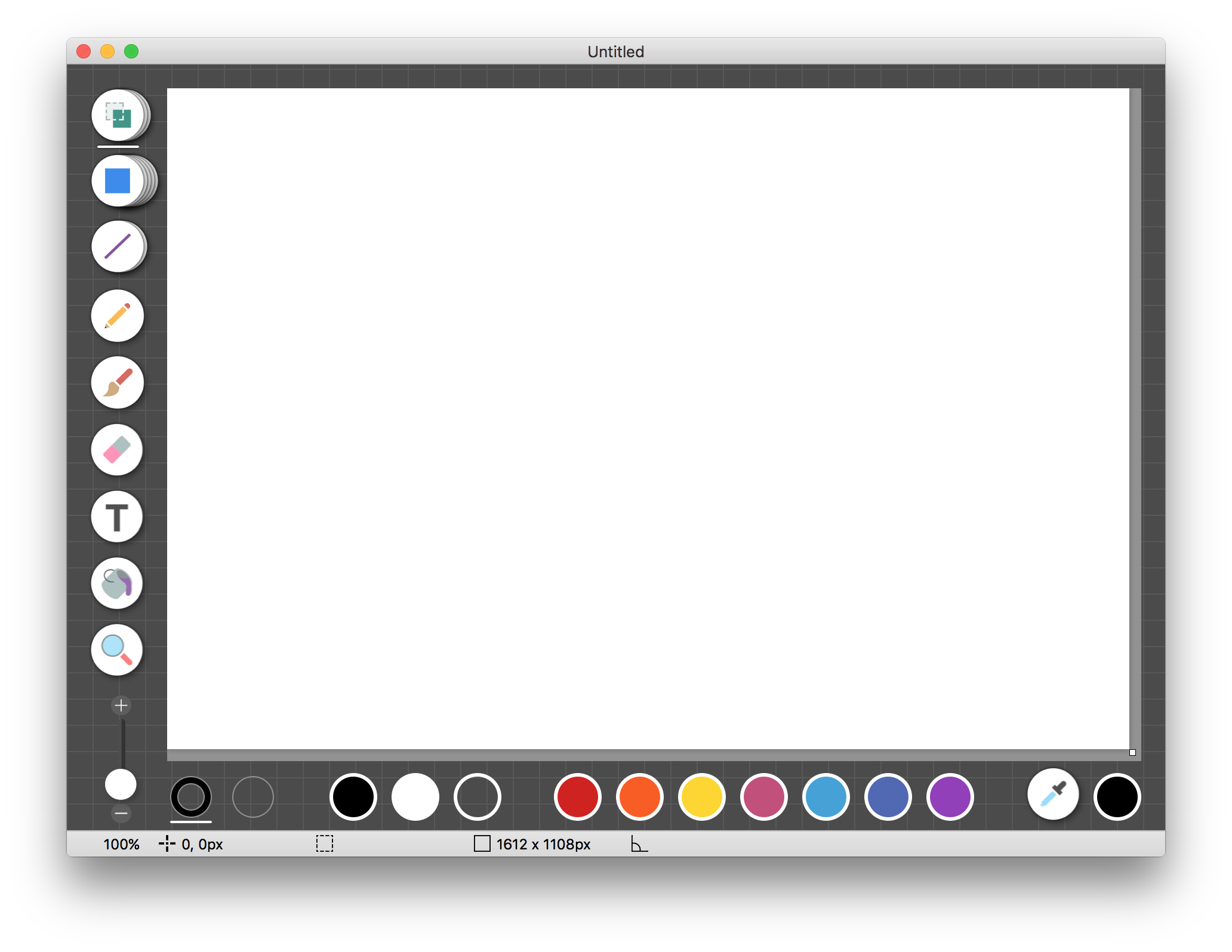 Drawing mac app. Patina the simple and