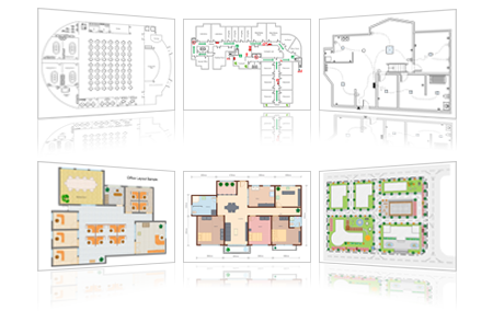 Drawing mac floor plan. Software for examples