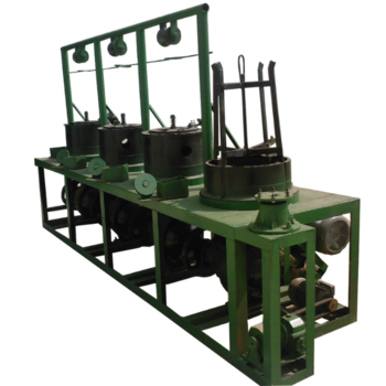 Commen model pully type. Drawing machinery concept banner free stock