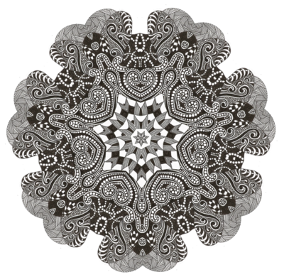 Beautiful mandalas pinterest mandala. Tangle drawing pattern clip art transparent library