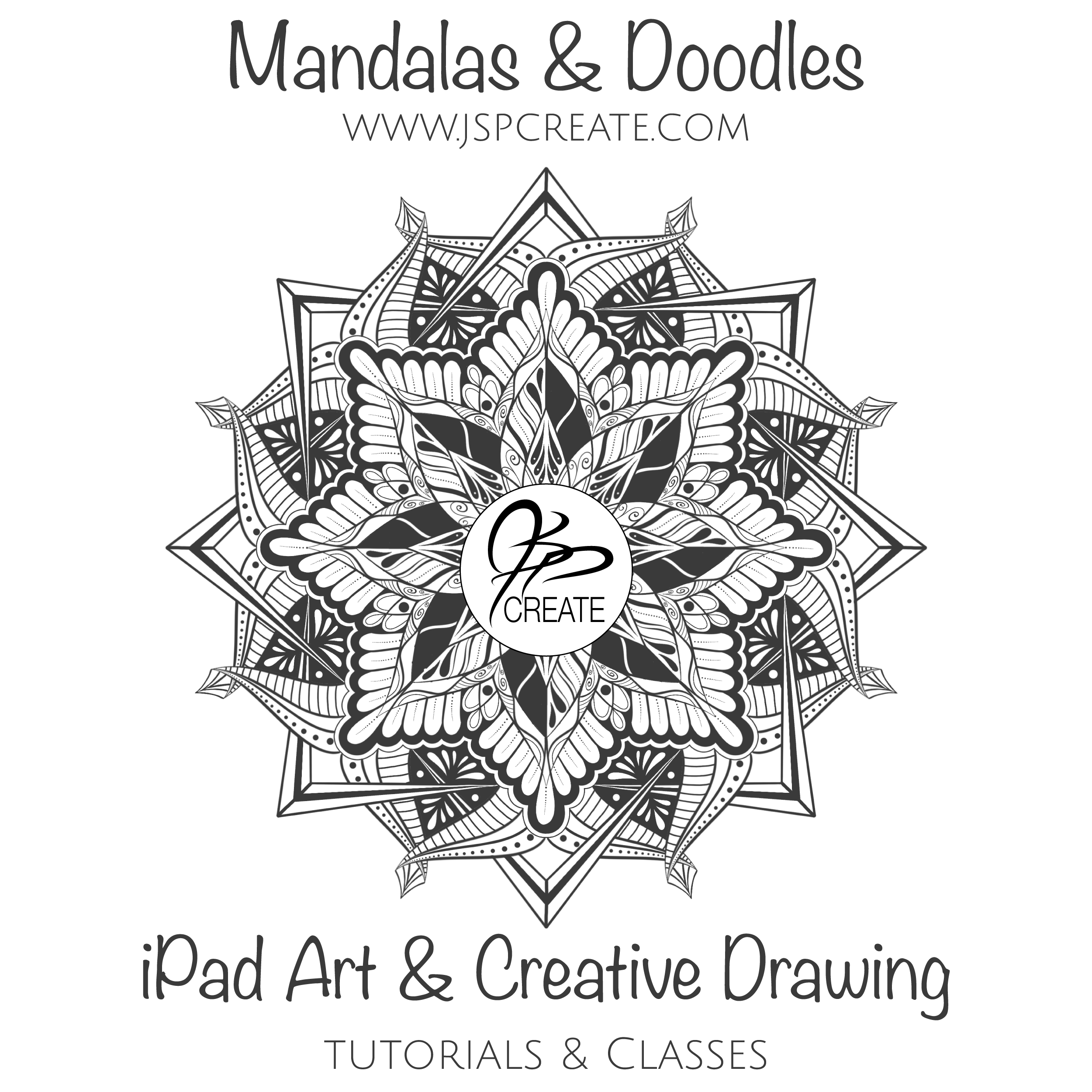 Drawing mandala step by. How to draw a