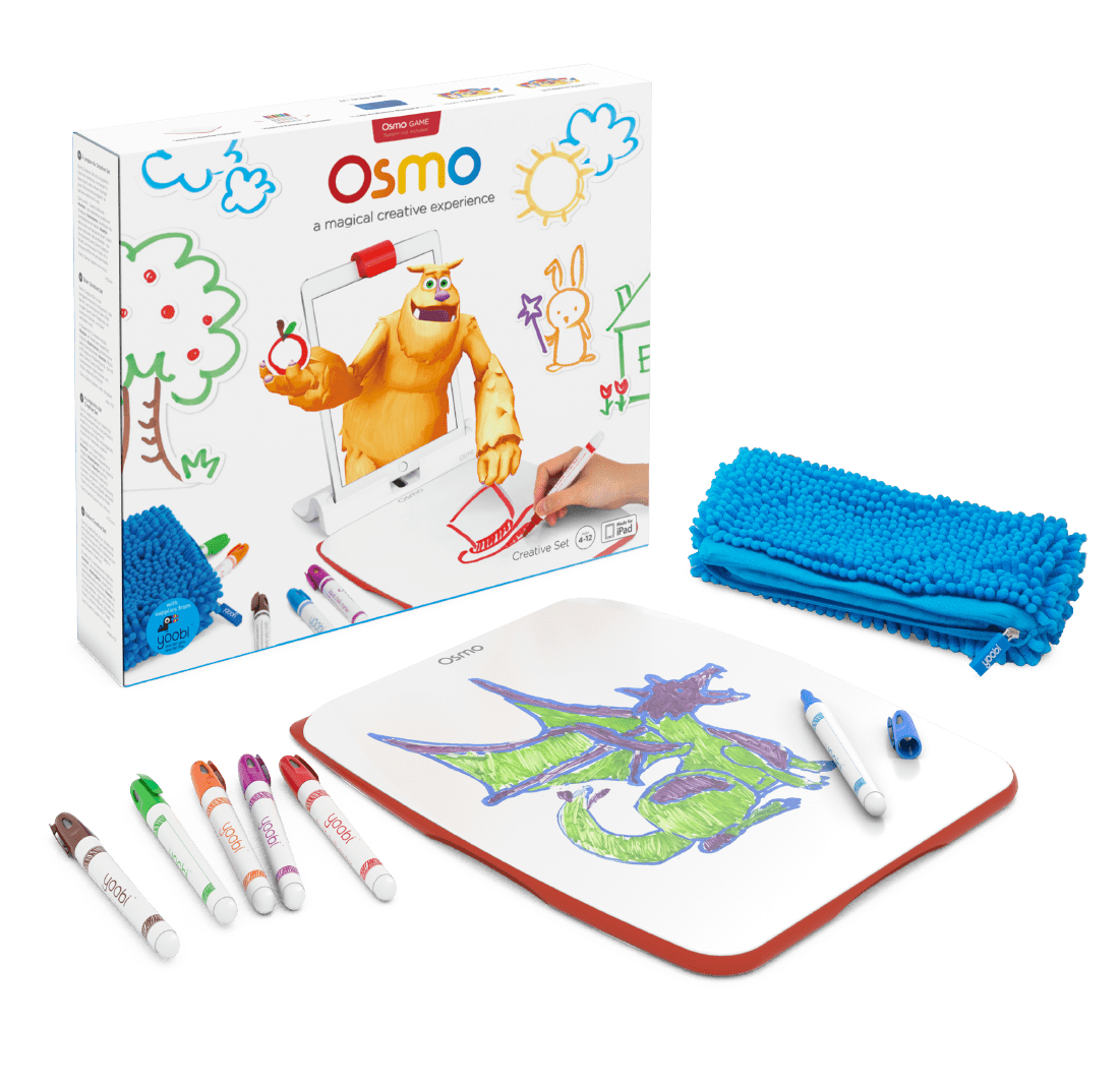 Drawing marker creative. Masterpiece osmo set