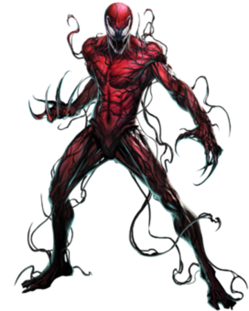 Prototype drawing tendril. Carnage death battle fanon