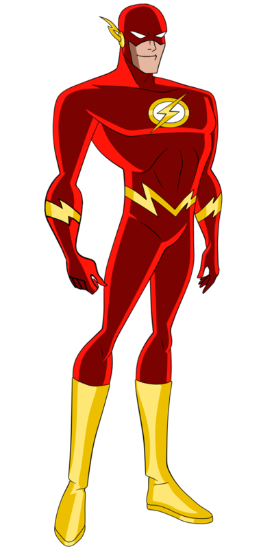 Drawing marvel flash. Jl wally west by