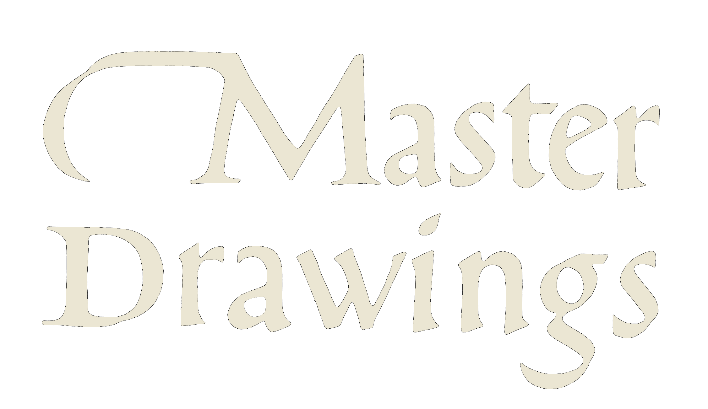 Drawing master. Drawings a quarterly published