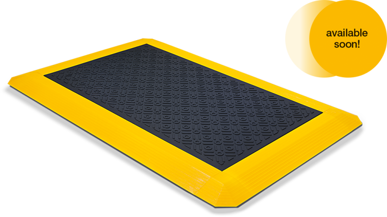 Drawing mats. Pressure sensitive safety mat