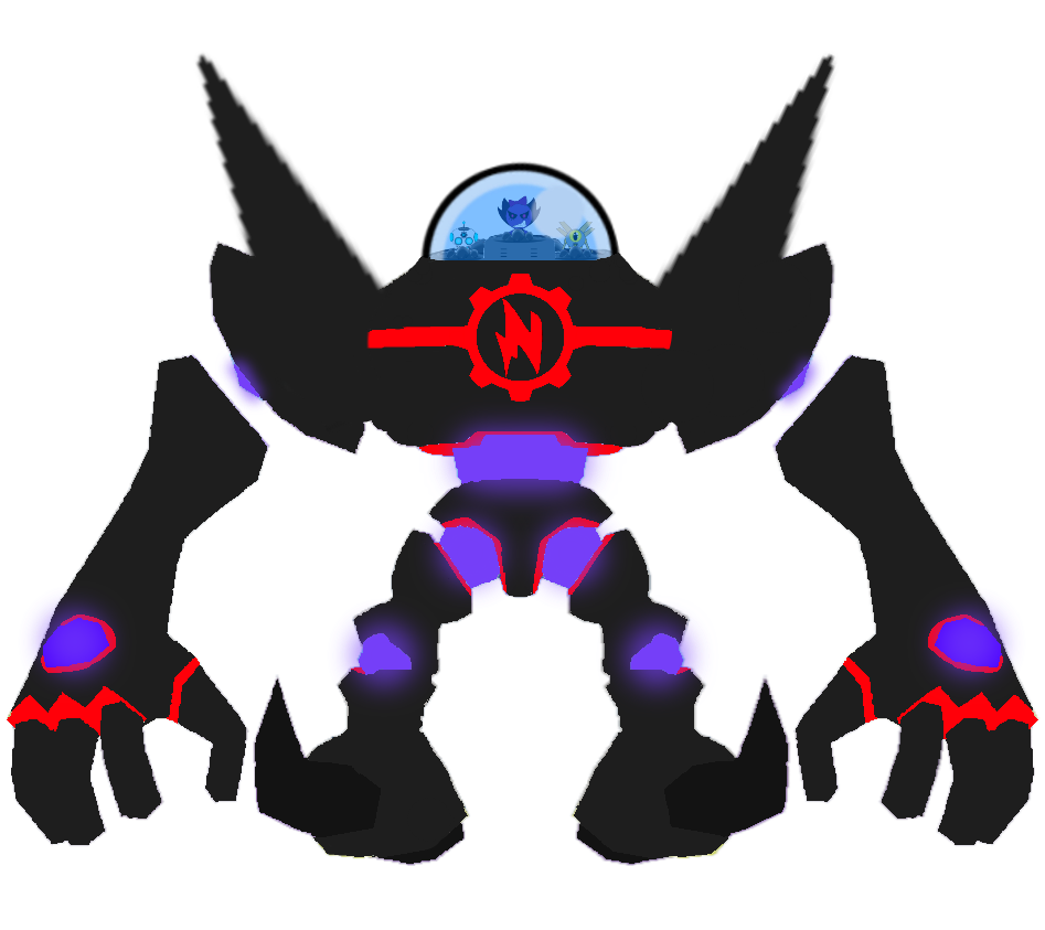 Drawing mechs. Unnamed mech by venjix