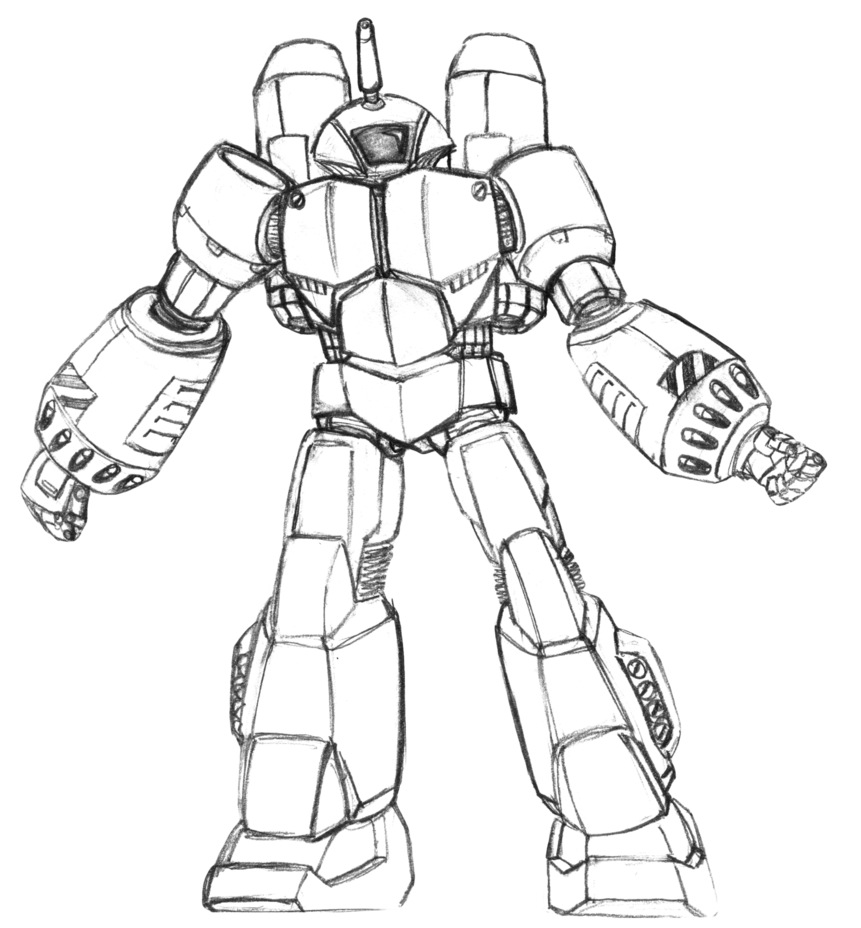 Drawing mechs. Mwo forums the future