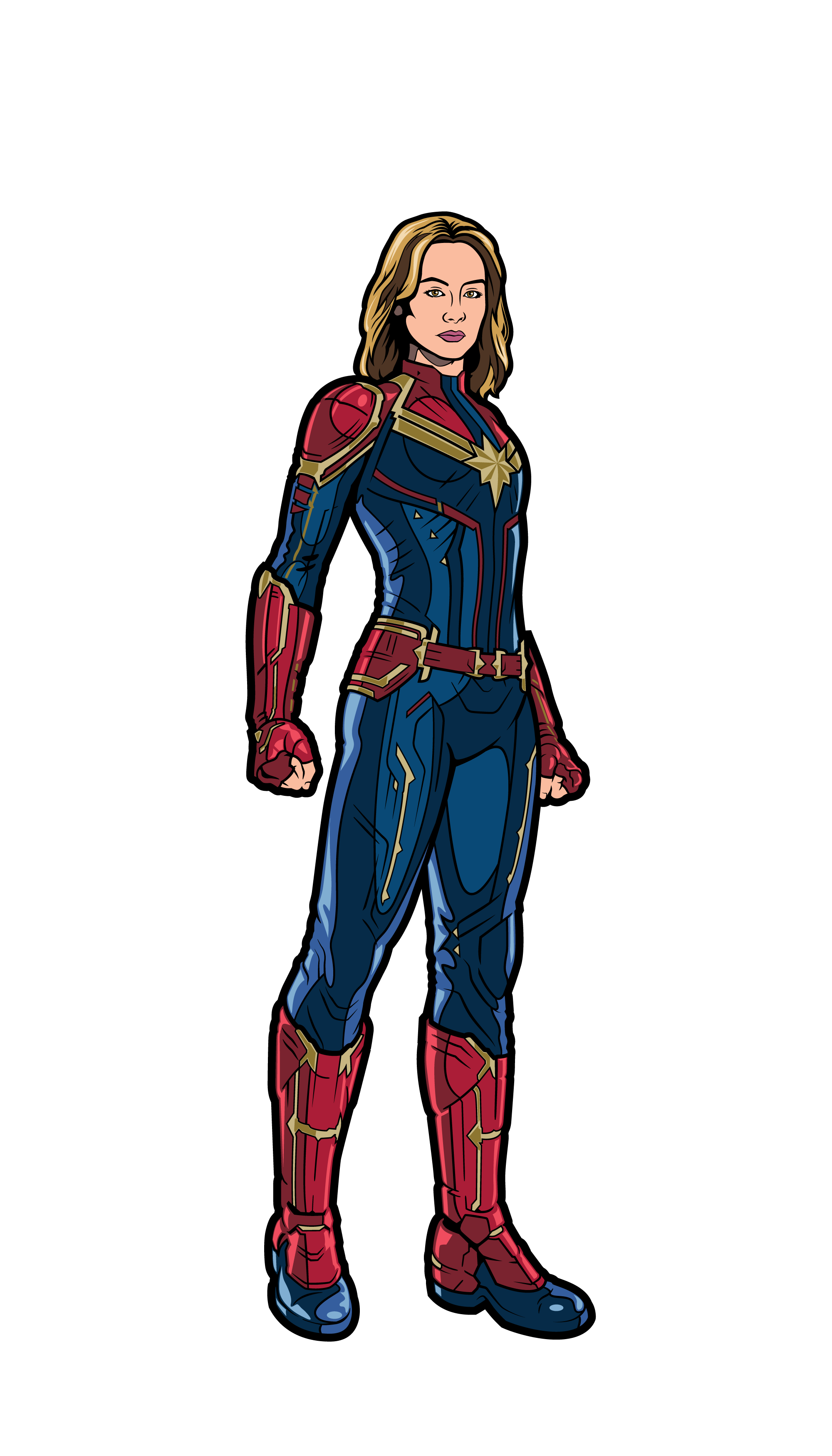 Thanos clipart avengers infinity war. Captain marvel figpin