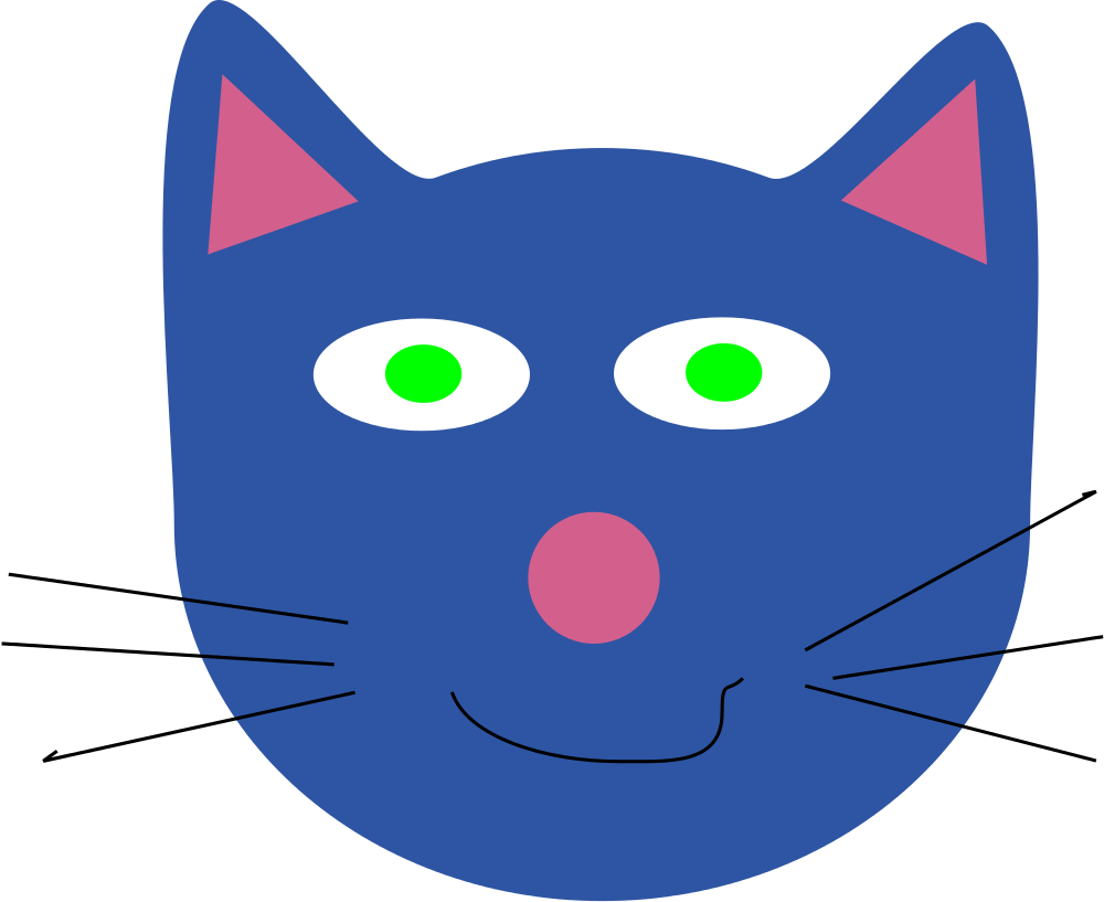 Drawing medium cat. File svg wikimedia commons