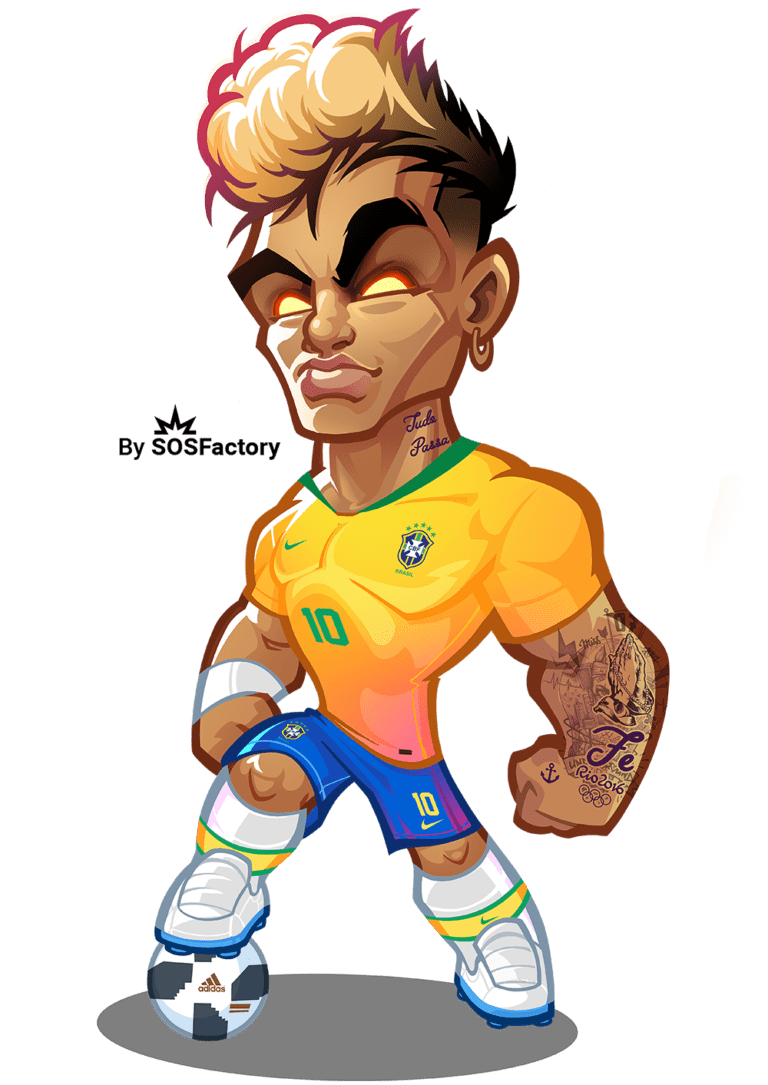 Worldcup russia mascotization project. Drawing messi png transparent