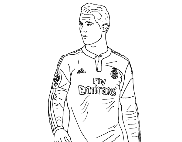 Drawing Messi Coloring Page Transparent Png Clipart Free Download