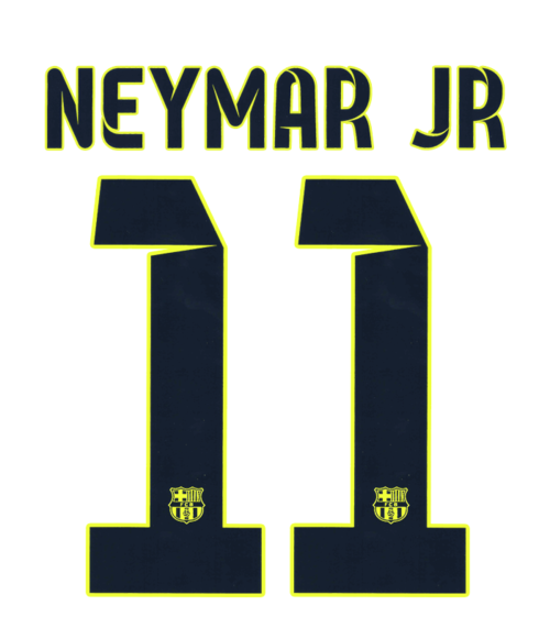 Drawing messi symbol. How to draw neymar