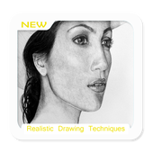 Drawing method portrait. Realistic techniques apk download