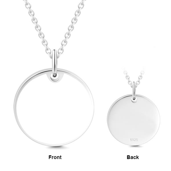 Drawing methods jewelry. Yfn personalized customized engraved