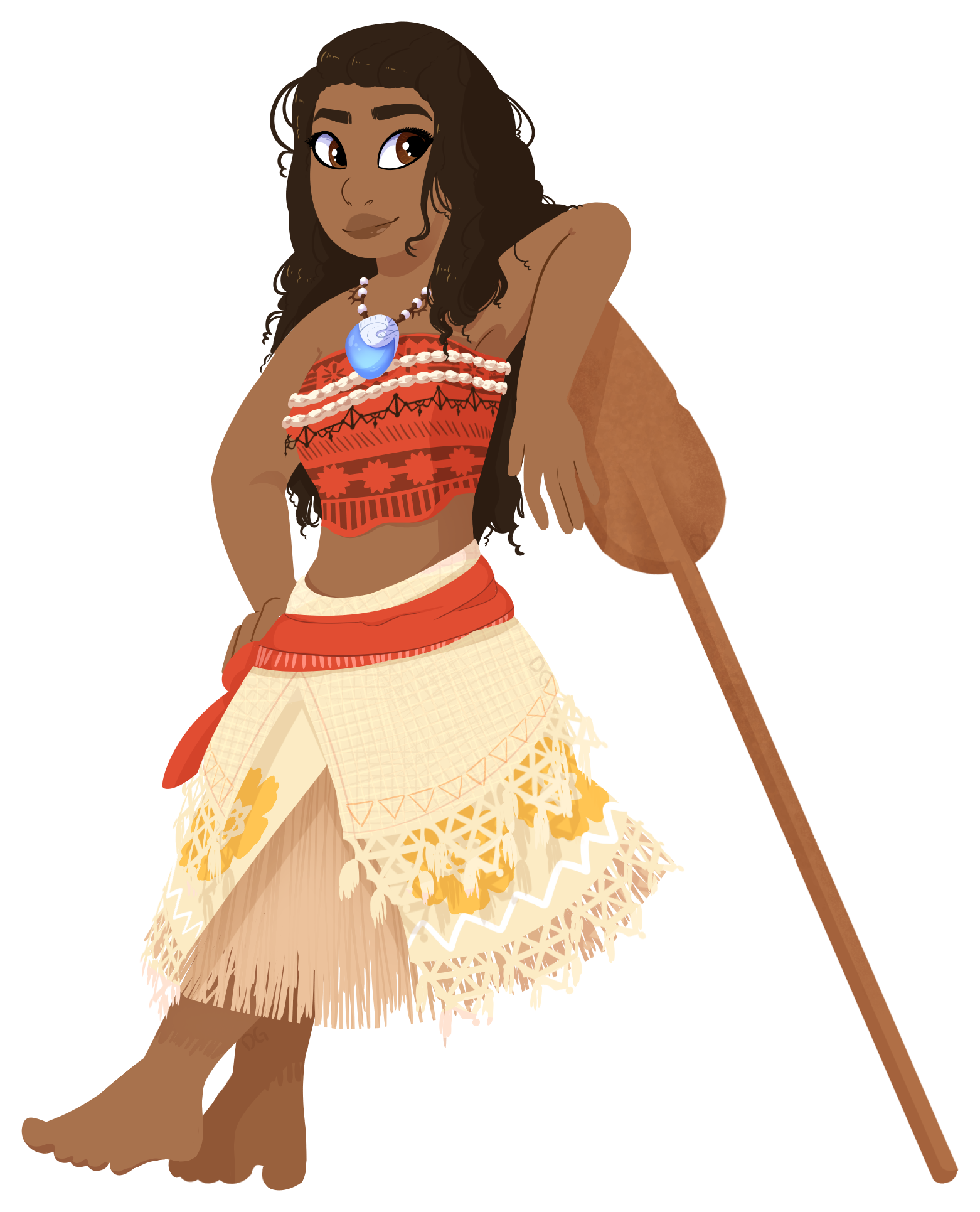 I am moana by. Pua drawing hard clipart free download