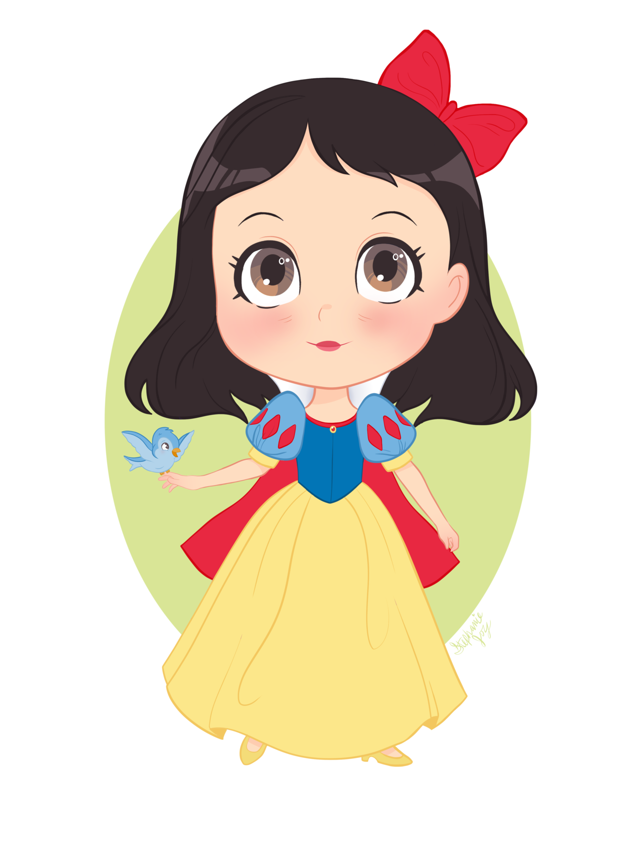 Drawing moana modern day. Snow white is just