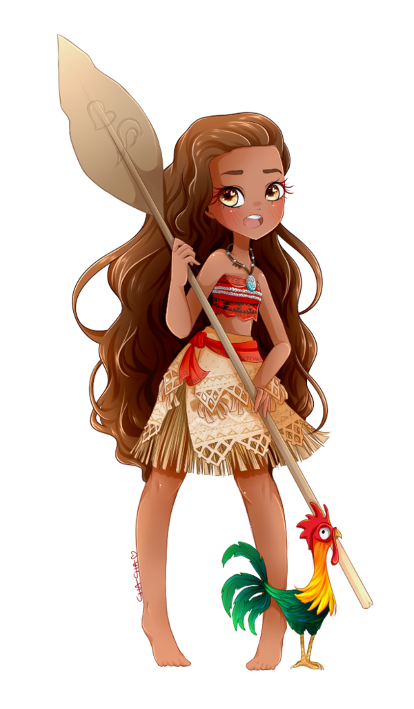 Drawing moana princess. Disney dreamies by misselysium