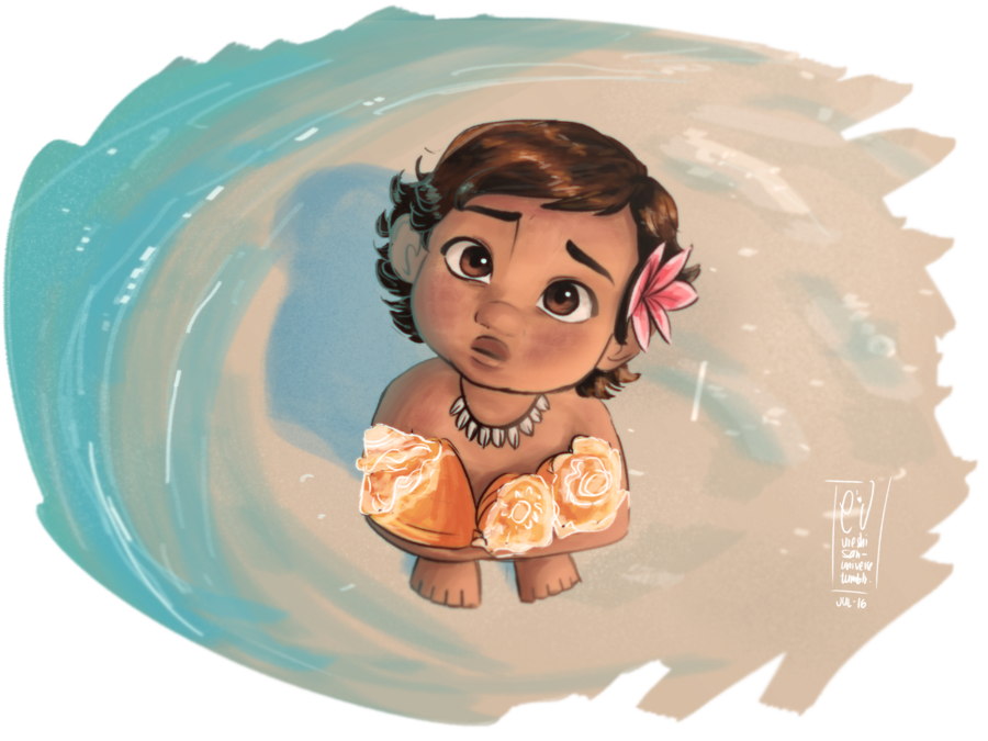 Drawing moana realistic. Pin by bianca carreira
