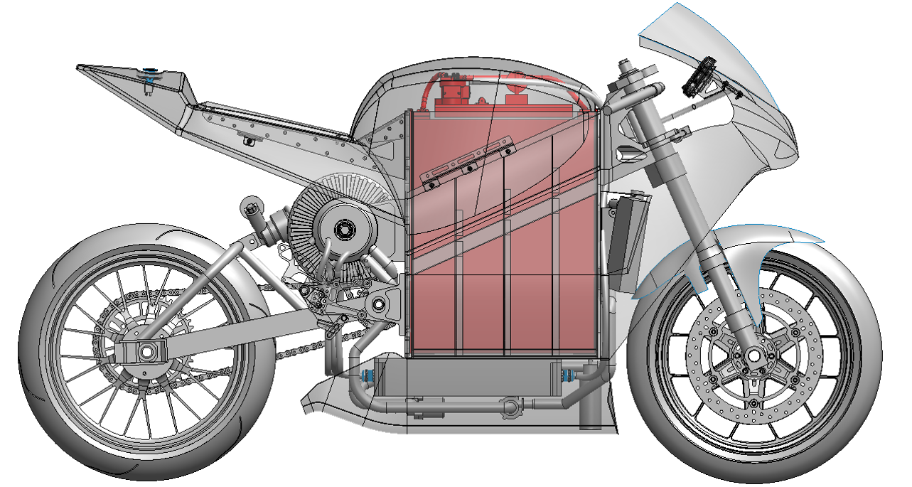Pin by jon compton. Drawing motorcycle sport bike vector royalty free library