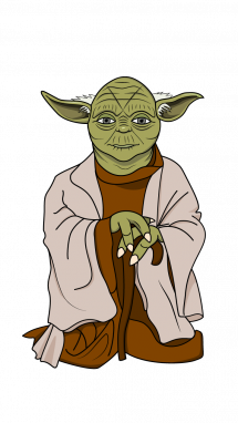 Drawing movies. How to draw yoda