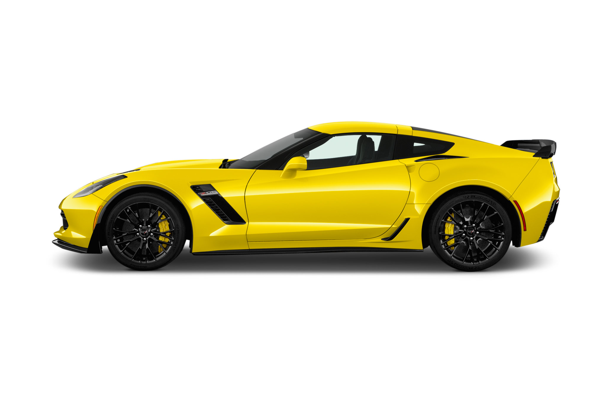 Drawing mustang corvette. Nine favorite corvettes from