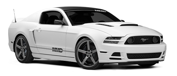 Drawing mustang gt500. Project mmd l gt