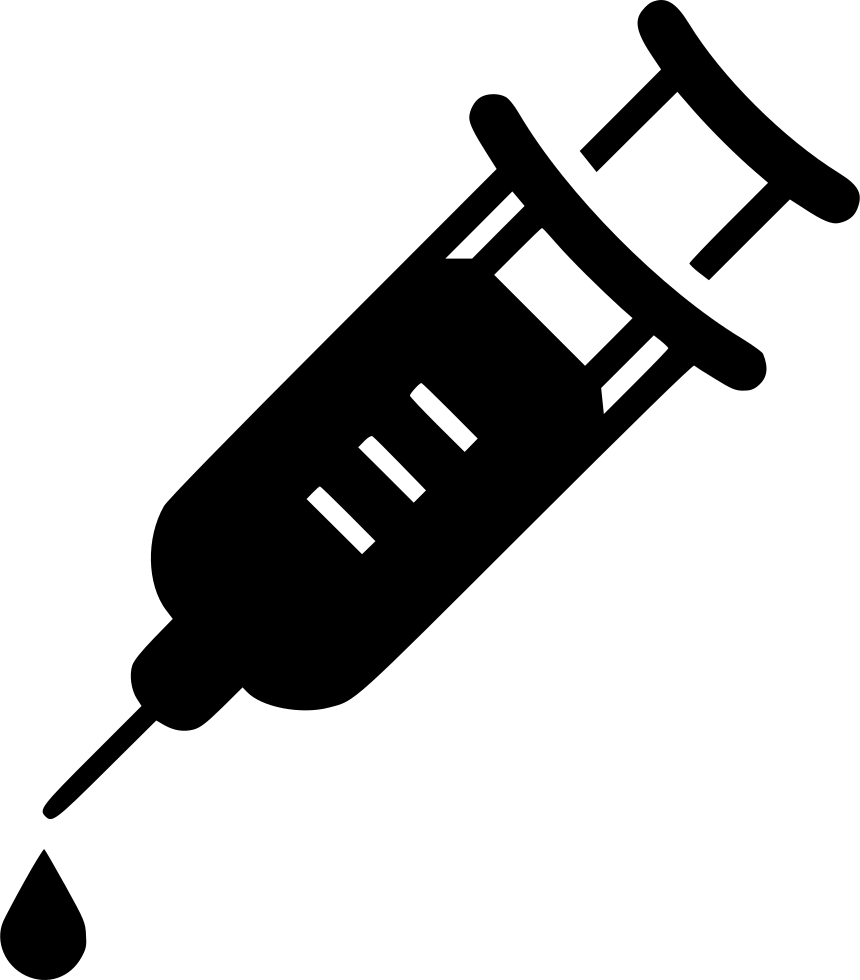 Drawing needle health social care. Hypodermic drop svg png