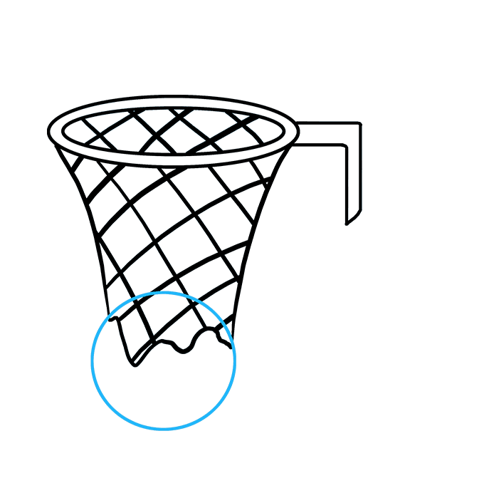 Rim drawing. How to draw a