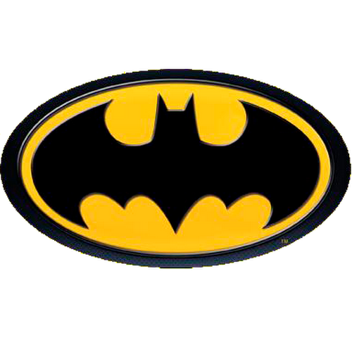 Drawing ovals batman. How to draw logo