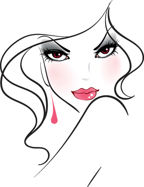 Drawing Paint Face Transparent Png Clipart Free Download Ywd