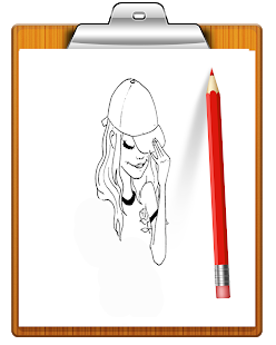 Drawing paint menggambar. How to draw soy