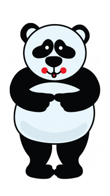 Drawing pandas easy. How to draw a